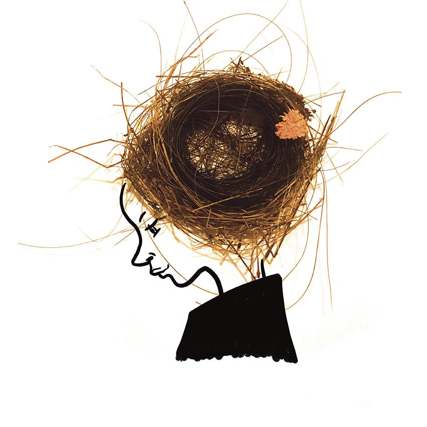 Partir du nid