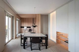 Appartement épuré et élégant