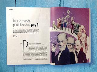 Psychologies Magazine avril2016