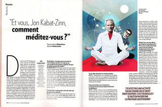 Psychologies Magazine été2015