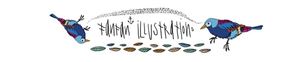 FanFan Illustration : Dustfolio