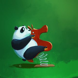 cavalier panda