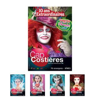 GALERIE CAP COSTIERES