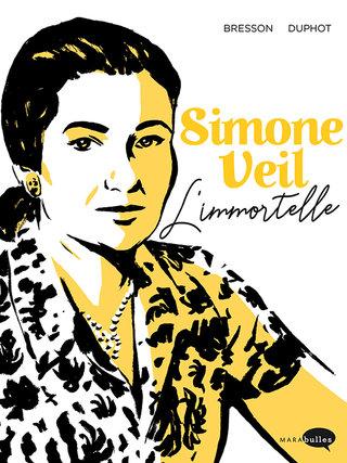 Simone Veil BD