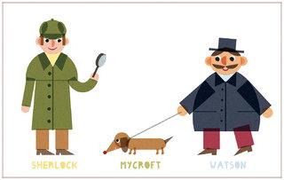 Sherlock's team