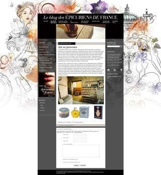 Epicuriens de France-blog
