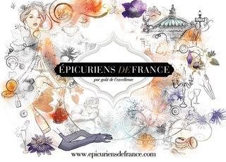 Epicuriens de France-illustration