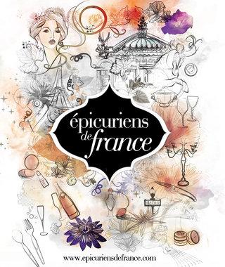 Nouvelle imageEpicuriens de France-illustration