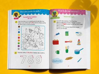 Petit Ours Brun - cahier de vacances