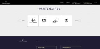Slideshow des partenaires