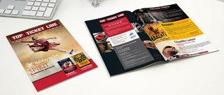 Brochure Top Ticket Line France