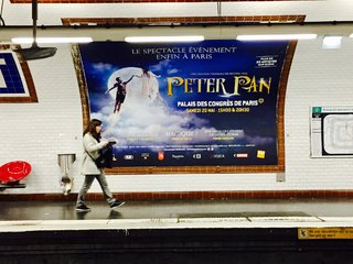 PETER PAN - Affiches