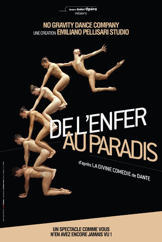 Cie No Gravity - Gruber Ballet Opéra - affiches