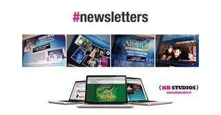 Newsletters internet pour la culture et le divertissement