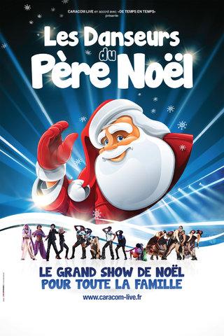 Les danseurs du Père Noël