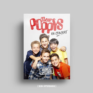 Les New Poppys