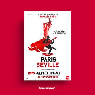 PARIS SEVILLE - Raphaël Faÿs