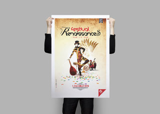 Festival RenaissanceS 2016 - affiches