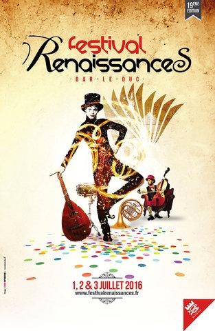 Festival RenaissanceS 2016- affiches