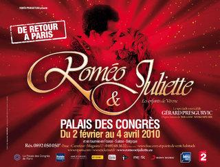 ROMEO ET JULIETTE - affiches
