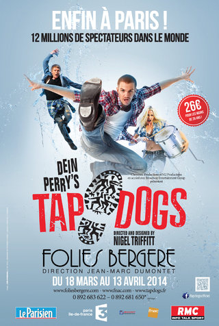 TAP DOGS - affiches