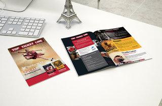 Top Ticket Line - Brochure