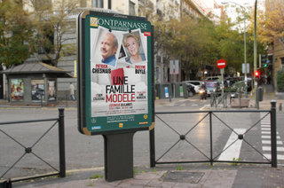 Une Famille Modèle - affiches