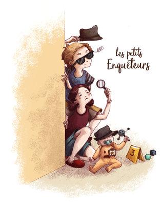 les petits enquêteurs