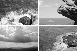 Photos et retouches en noir et blanc