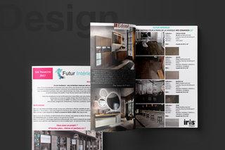 Création magazine