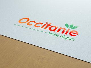 Idée logo région occitanie