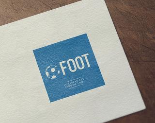 Création logo OFOOT