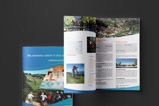 Création brochure