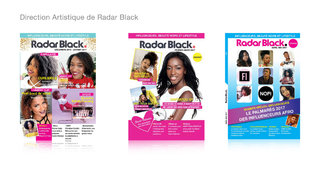 Directrice Artistique du magazine Black beauty Radar