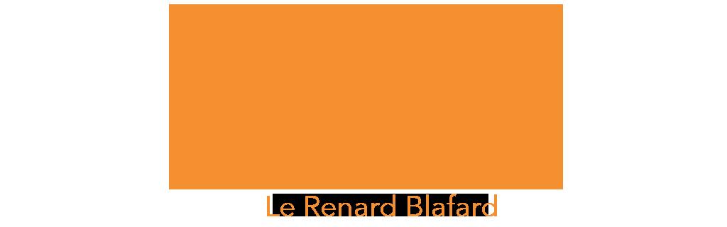 Le Renard Blafard Portfolio