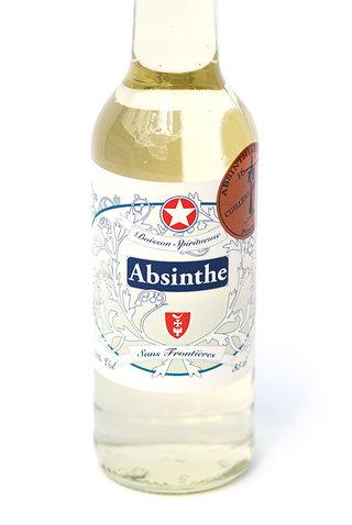‰tiquette absinthe