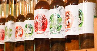 Etiquettes liqueurs