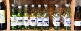 Etiquettes absinthe