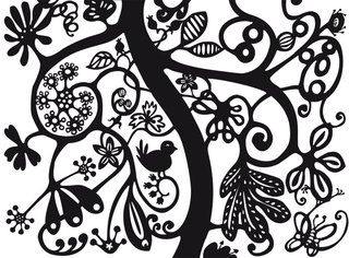 Scénographie dessin la lue