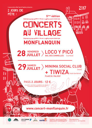 Concerts Monflanquin 2017