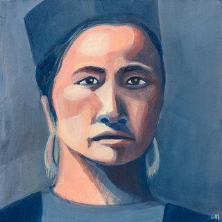 Femme Hmong Viet Nam