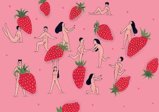 Ode à la fraise