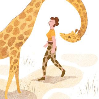 Mme Girafe