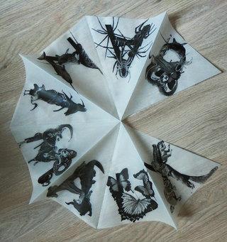 Leperello alphabet animaux