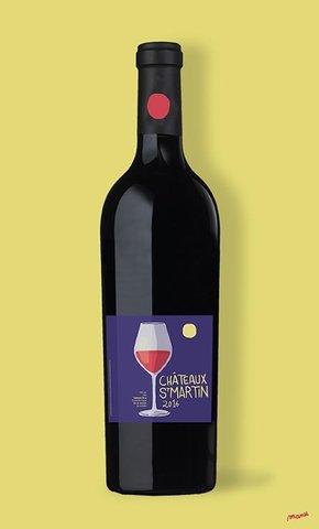 Conception d'un packaging pour du vin