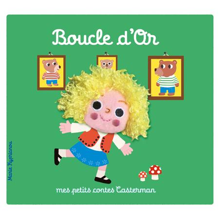 Casterman / Boucle d'or / Goldilocks