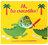 Casterman / puppet book / Ah, les crocodiles! / Ah, the crocodiles!