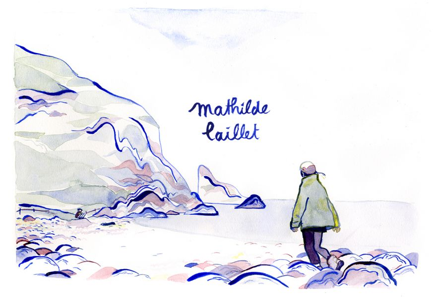 Mathilde Laillet    : Dustfolio
