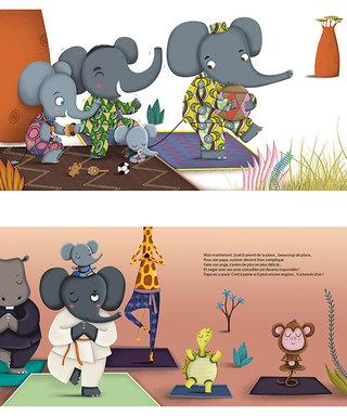 Scratch l'elephant