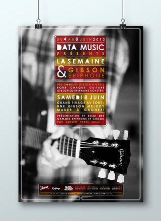 DATA MUSIC SARL